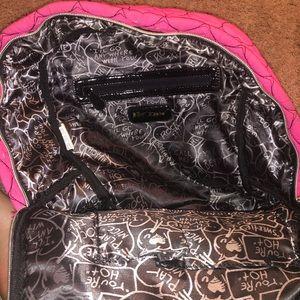 Betsey Johnson Bags - Betsy Johnson bookbag